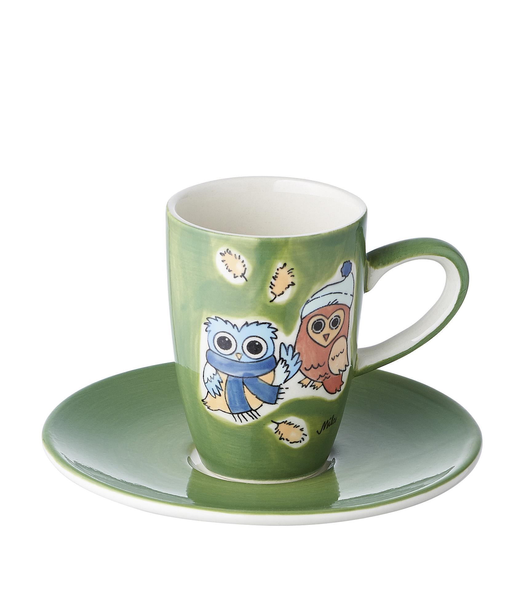 Espresso Tasse - Huu Huu Huu