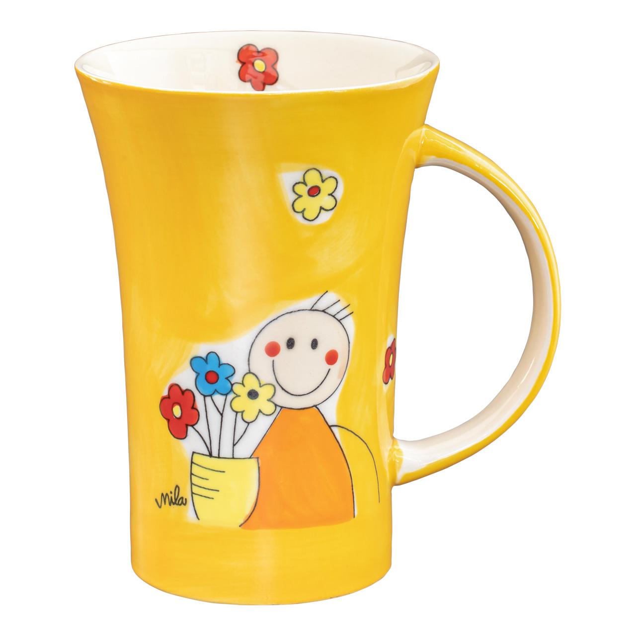 Coffee Pot - Flowerboy