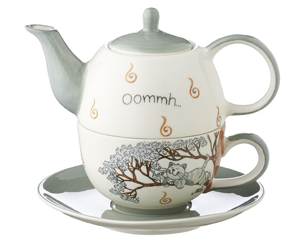 Tea for one - Oommh Pure Relax