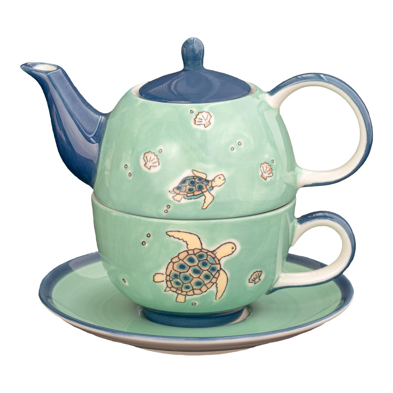 Tea for one - Ocean Love
