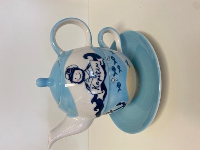 Tea for one - Maritim Kapitän