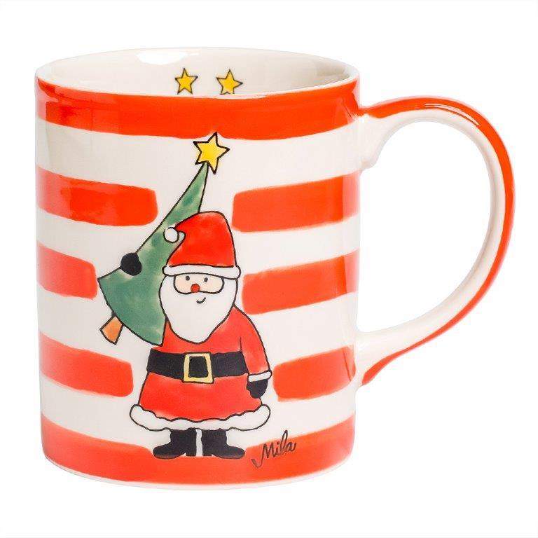 Becher - Weihnachtsmann