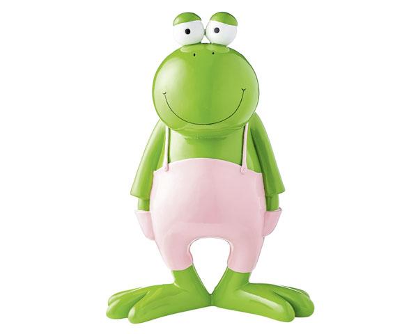 Figur - Frosch, Life is beautiful