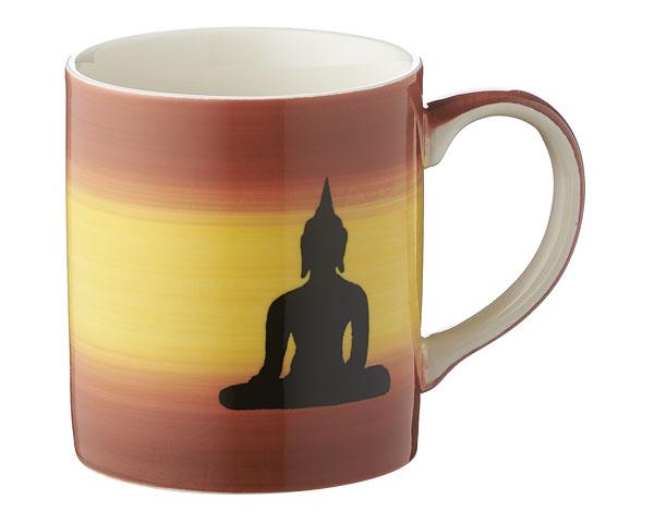 Becher - Buddha
