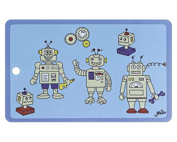 Frühstücksbrettchen - Roboter