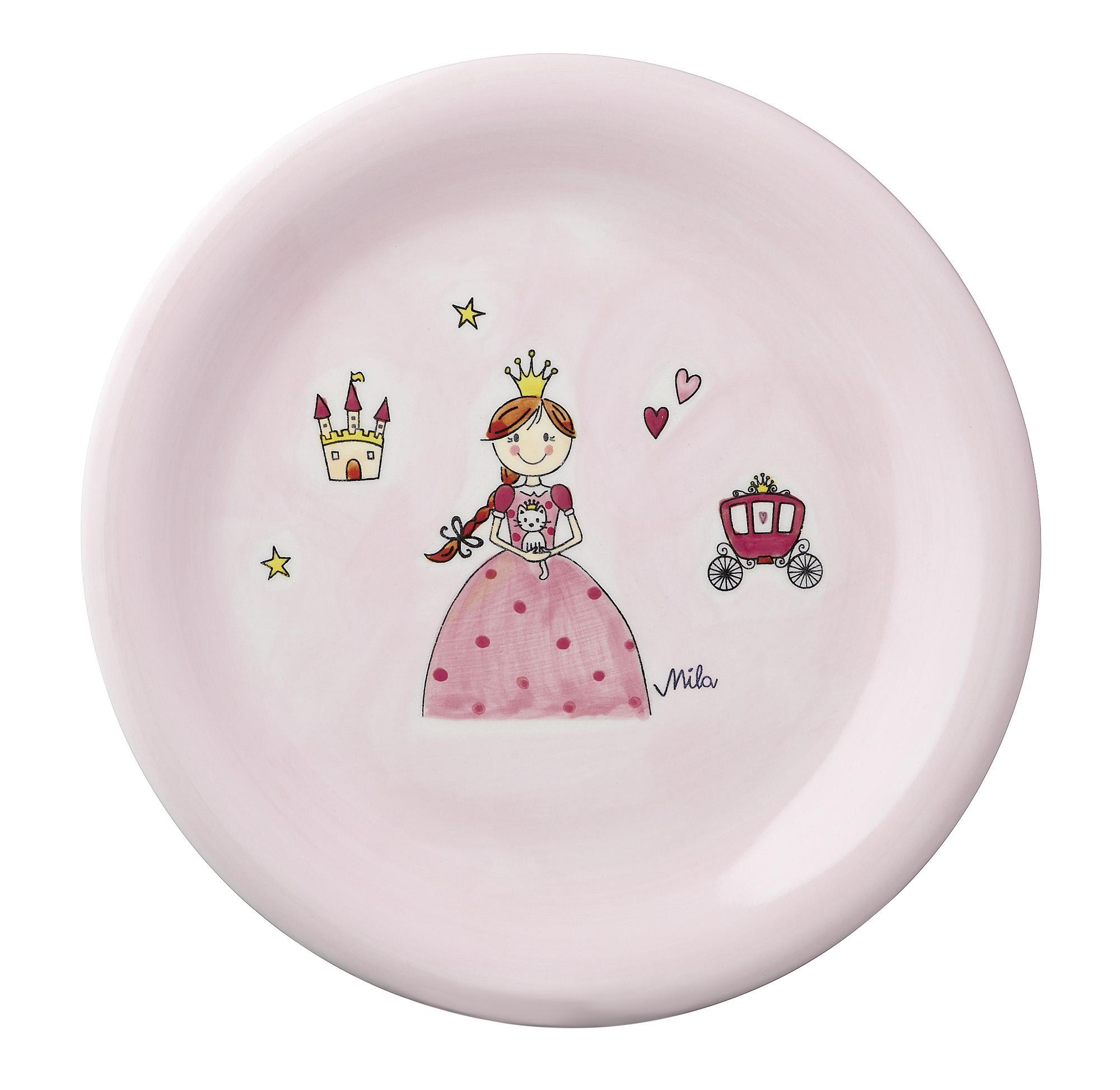 Teller - Prinzessin