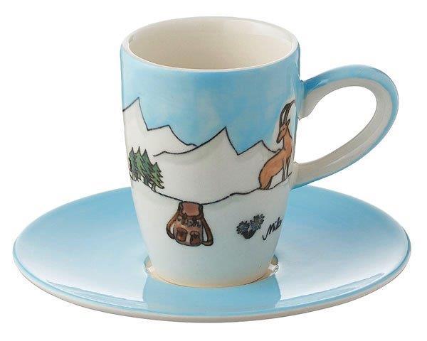 Espresso Tasse - Alpenblick