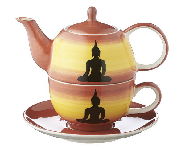Tea for one - Buddha