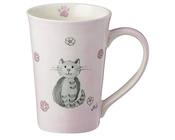 Teebecher - Katze Mia