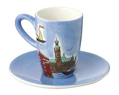 Espresso Tasse - Hamburg