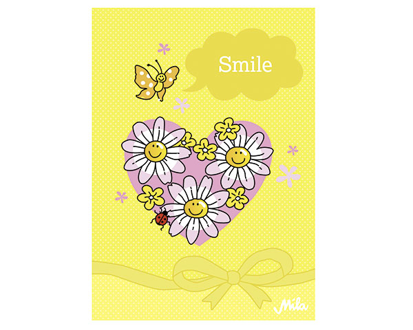 Postkarte - Smile
