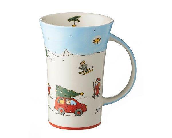 Coffee Pot - Driving home for Christmas