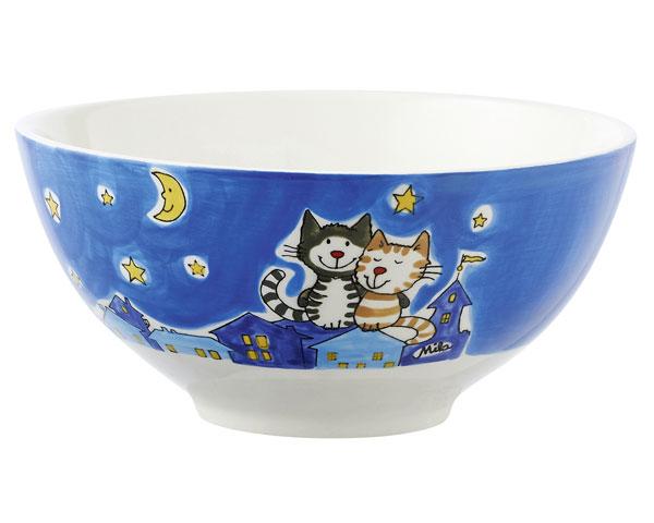 Schale - Nachtkatzen