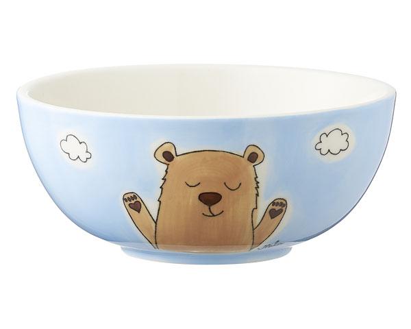 Kinderschale - Bär