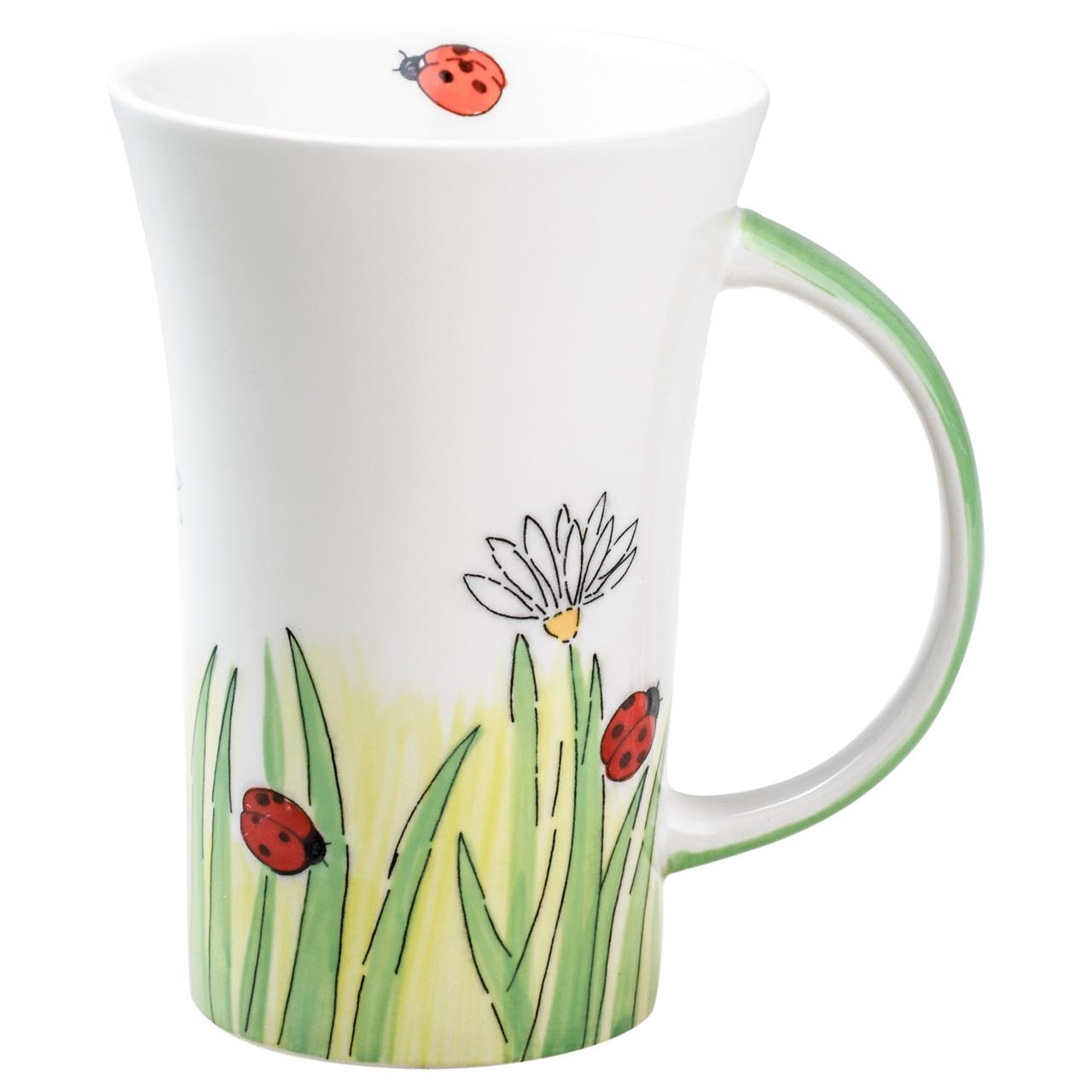Coffee Pot - Frühlingserwachen