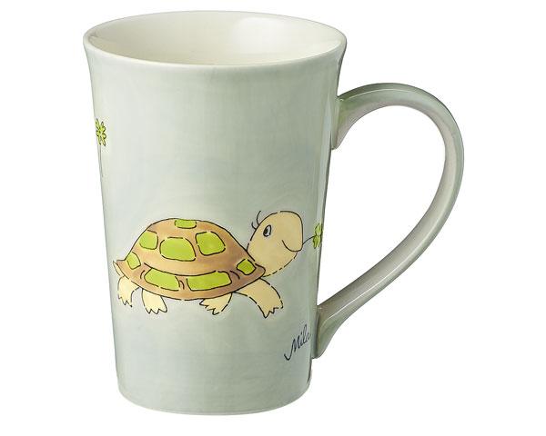 Teebecher - Schildkröte