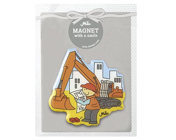 Magnet - Baumeister