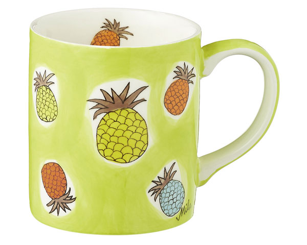 Becher - Sweet Pineapple
