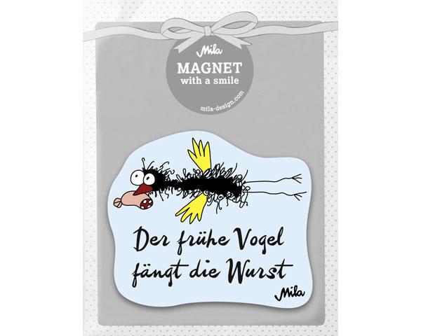 Magnet - Der früher Vogel...