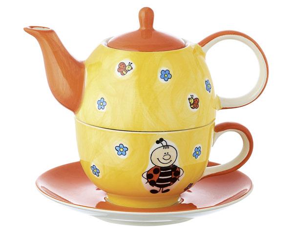 Tea for one - Karl der Marienkäfer