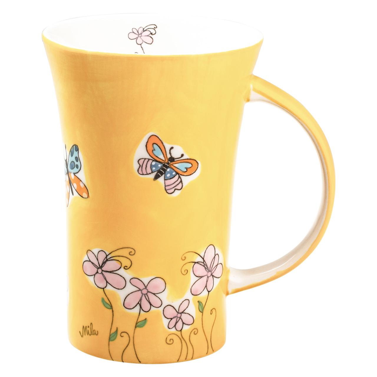 Coffee Pot - Schmetterlinge