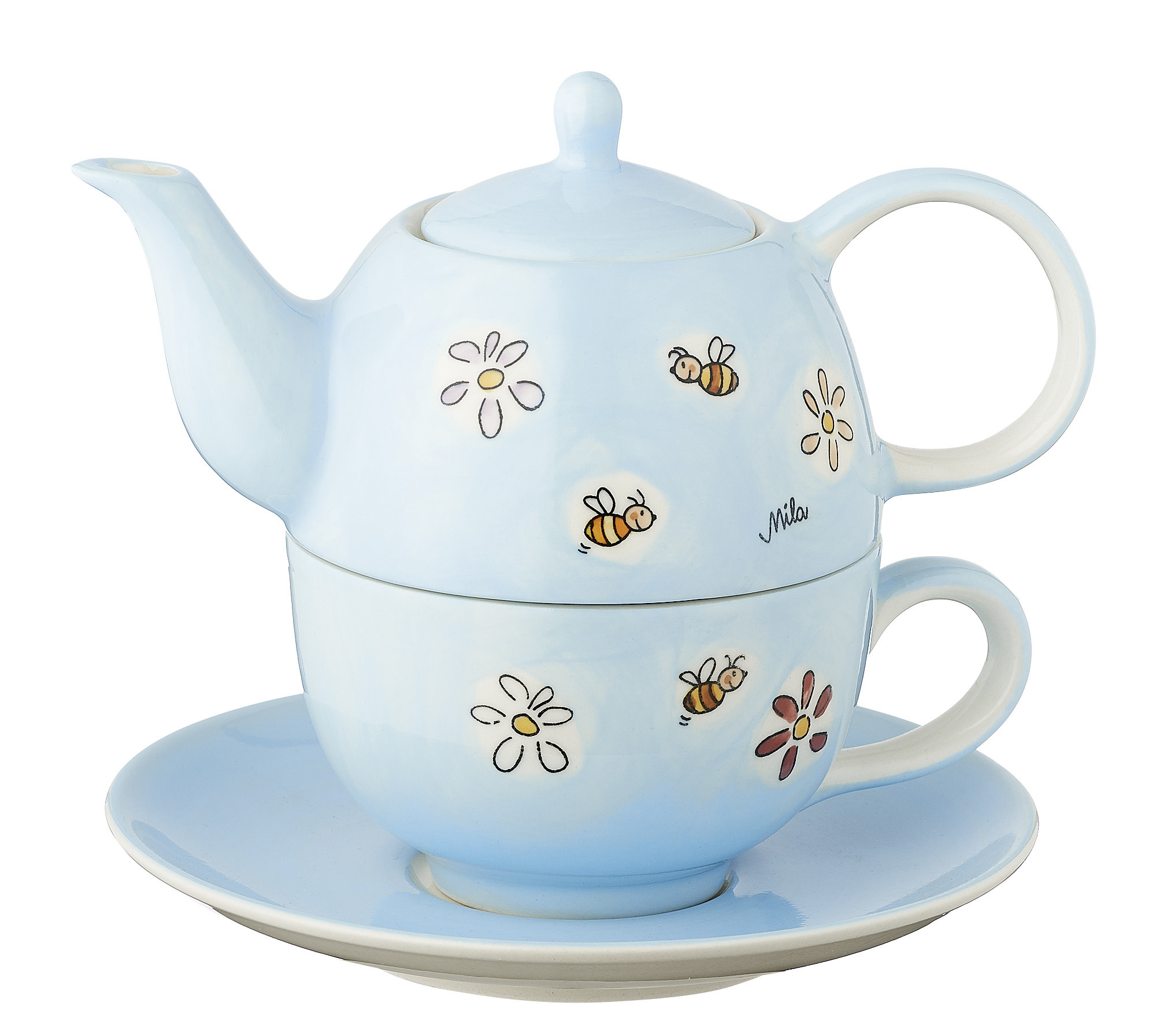 Tea for one - Honigbienen