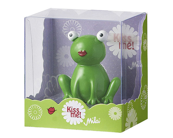 Figur - Frosch Mädchen