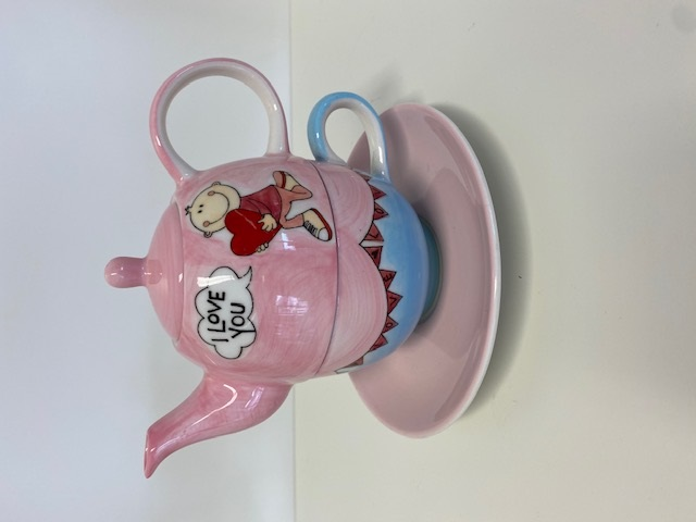 Tea for one - ILove You
