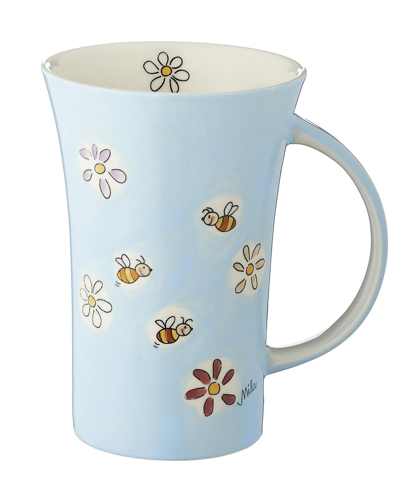 Coffee Pot - Honigbienen