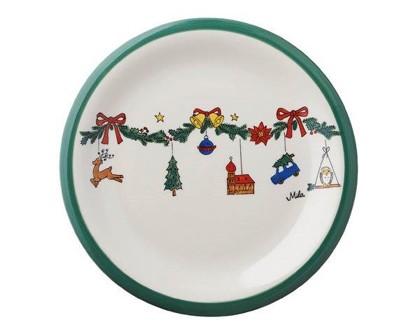 Teller - Weihnachtszauber