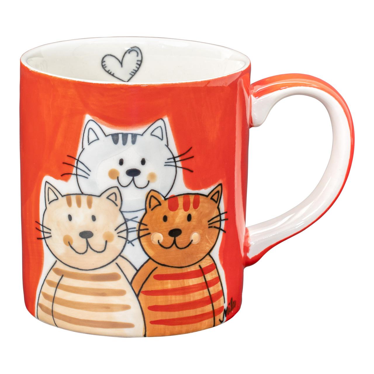 Becher - Cuddly Cats