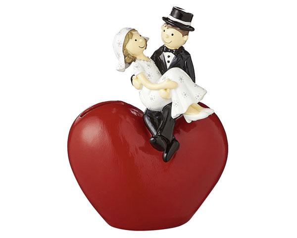 Spardose - Brautpaar