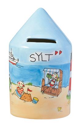 Spardose - Sylt